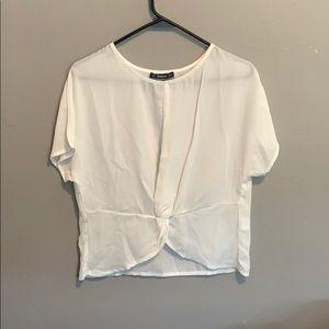 Shein blouse/crop